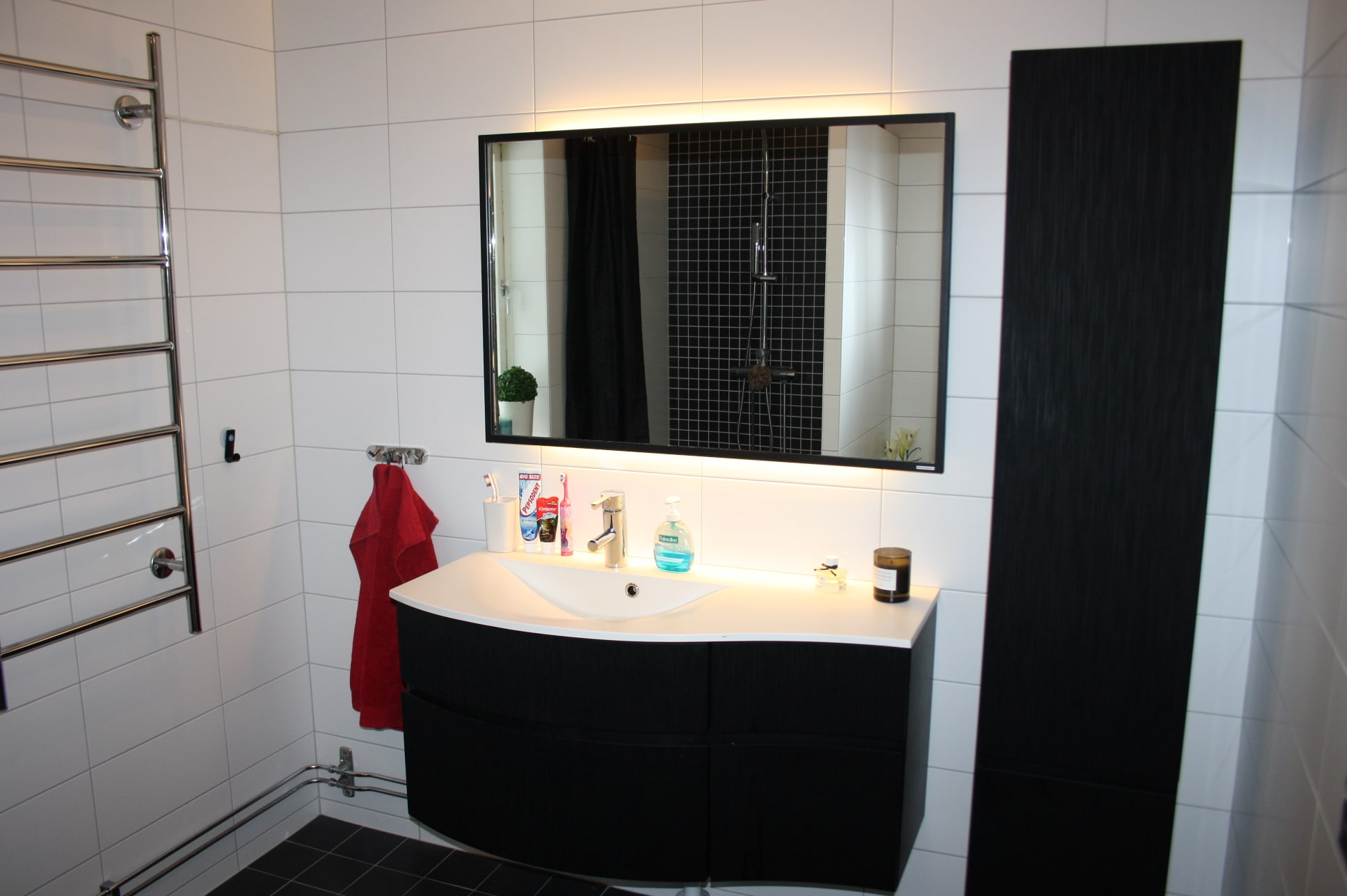 Mosaikpelare badrum ~ xellen.com